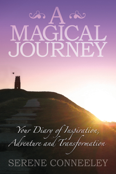 A Magical Journey: Your Diary of Inspiration, Adventure and Transformation