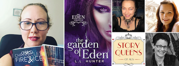 L. L. Hunter, Story Queens