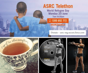 With Thanks, ASRC