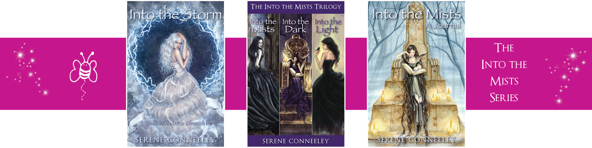 The Into the Mists Series