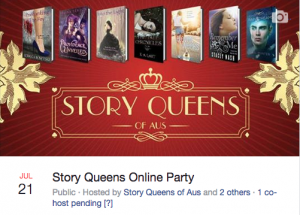 Story Queens Party