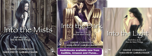 Audiobooks out now