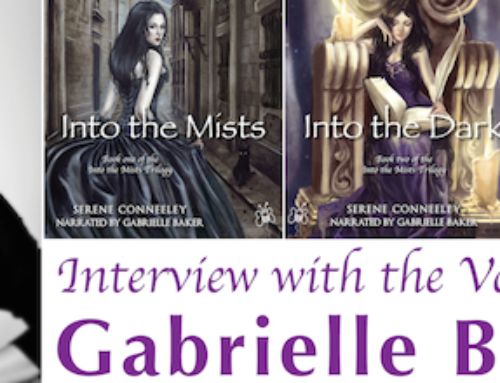 Interview with voice actor Gabrielle Baker